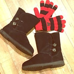 Shoes - Slip on winter boots